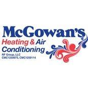 Mcgowans Heating & Air Conditioning Logo