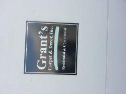 Grants Carpet & Decor Logo