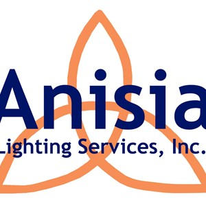 Anisia Lighting Services, Inc. Logo