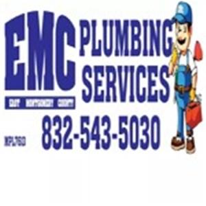 EMC Plumbing Services Logo