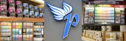 Pegasus Paints Logo