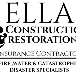 Ella Construction & Restoration , LLC Logo