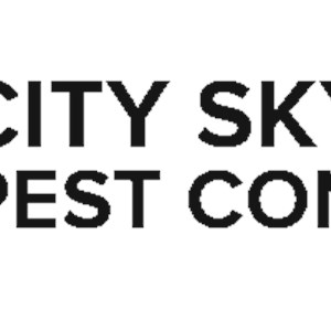 City Skyline Pest Control Logo