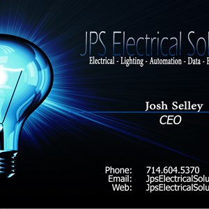 Jps Electrical Solutions Logo