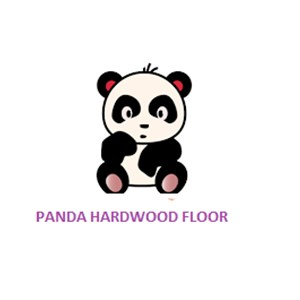 panda hardwood flooringHARDWOOD FLOORING Logo