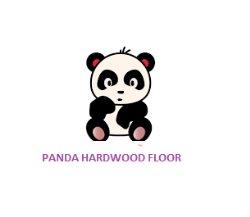 panda hardwood flooring Logo