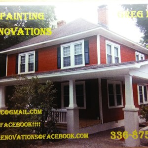 Norris Painting & Renovation Logo