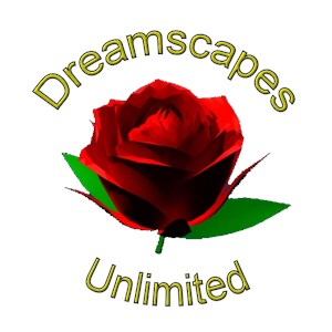 Dreamscapes Unlimited LLC & Dumpin Dogz Logo