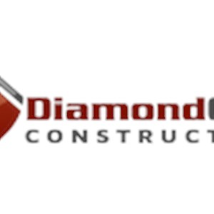 Diamond One Construction Logo