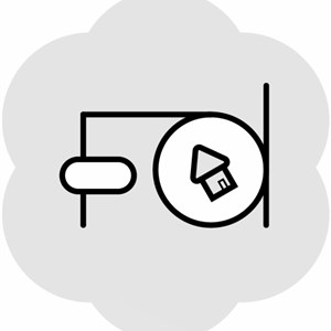 Flipping Design Logo