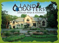 Landcrafters Landscape Logo