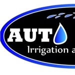 Auto Lawn Irrigation and Fencing Logo