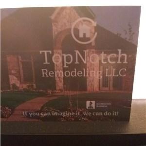 Topnotch Remodeling LLC Logo