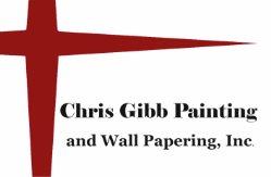 Chris Gibb Painting & Wallpapering INC Logo