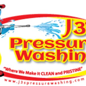 J 3s Pressure Washing LLC Logo