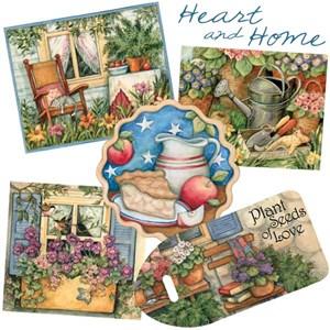 Heart & Home Services Logo