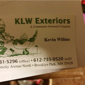 K L W Exteriors LLC dba Five Star Lawnscaping Logo
