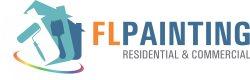 FL PAINTING Logo