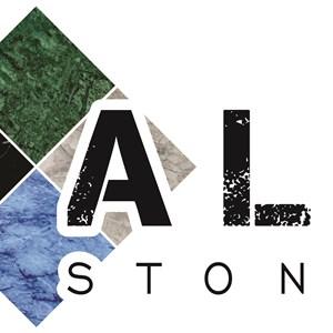 ALX STONES Logo