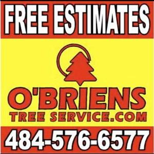 Obriens Tree Service Cover Photo