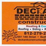 Deckard Construction LLC Logo