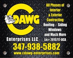 CDAWG Enterprises LLC Logo