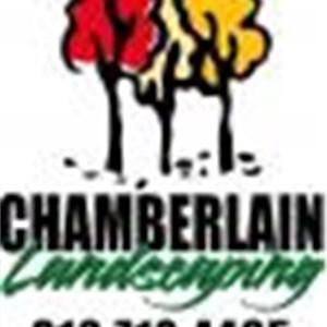 Chamberlain Landscaping Logo