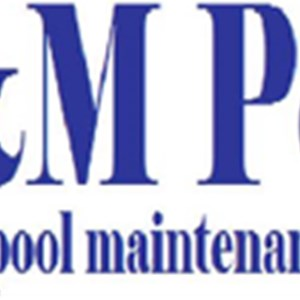 M&m Pools Logo