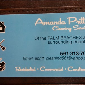 Amandas Attention2Detail Cleaning Services Logo