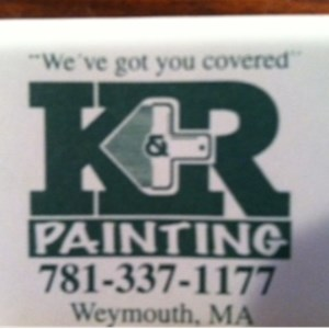 K & R Painting Logo