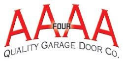 Aaaa Quality Garage Door CO Logo