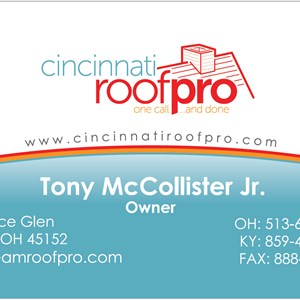 Cincinnati Roof Pro Cover Photo