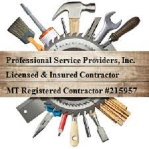 Professional Service Providers, Inc. Logo