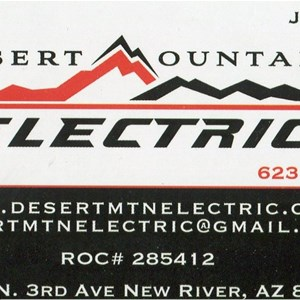 Desert Mountain Electric, LLC Logo