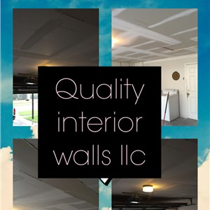Quality Interior Walls Logo