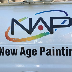 New Age Painting, Inc. Logo