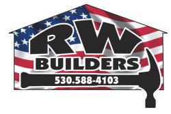 R.w. Builders Logo