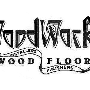 WoodWorks - Custom Wood Flooring Logo