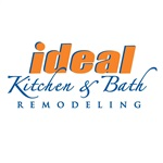Ideal Kitchen and Bath Remodeling Logo