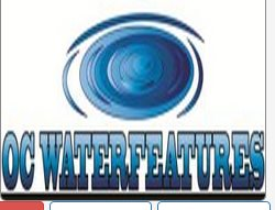 O C Waterfeatures Logo