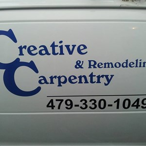Creative Carpentry Logo