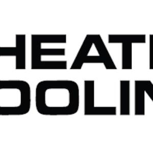 D Heating & Cooling, Inc. Logo
