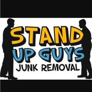 Stand Up Guys Junk Removal, Portland Logo