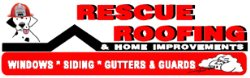 Rescue Roofing & Home Improvement Logo