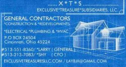 X*T*S, - Exclusive Treasure Subsidiaries, LLC. Logo