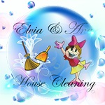 Ana House Cleaning Logo