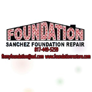Sanchez Home Leveling And Foundation Repair Logo
