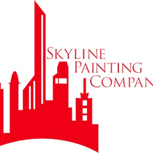 Skyline Painting Logo