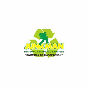 Junkman Removal & Disposal Services Logo