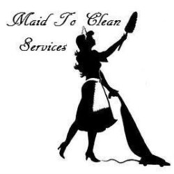 Maid To Clean Services Houston Logo